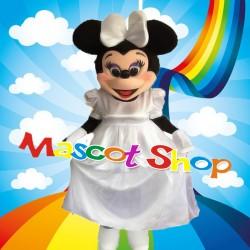 Mascotte Minnie Sposa Deluxe