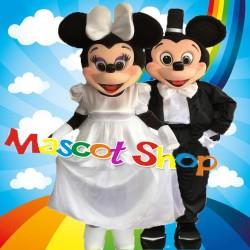 Minnie & Topolino Sposi Deluxe