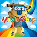 Mascotte Super Wings Donnie Deluxe