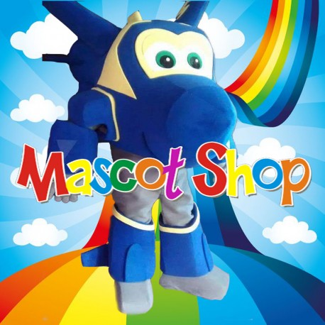 Mascotte Super Wings Jerome Deluxe