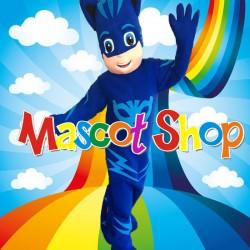 Mascotte Gattoboy Deluxe