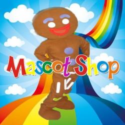 Mascotte Biscotto Deluxe