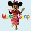 Mascotte Minnie Economic
