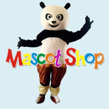 Mascotte Panda Economic
