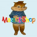 Mascotte Simon Economic