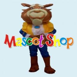 Mascotte Bestia Economic