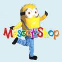 Mascotte Minions Bob Economic