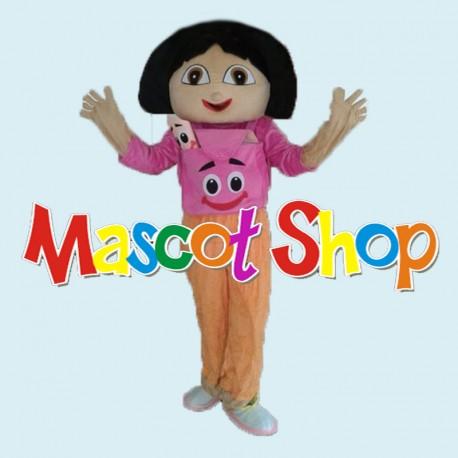 Mascotte Dora Economic