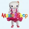 Mascotte Hello Kitty Economic