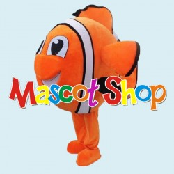 Mascotte Pesce Pagliaccio Economic