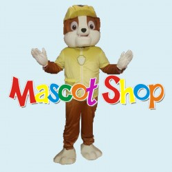 Mascotte Rubble Economic