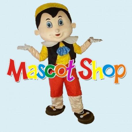 Mascotte Pinocchio Economic