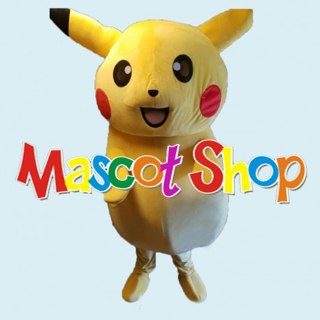 Mascotte Pikachu Economic