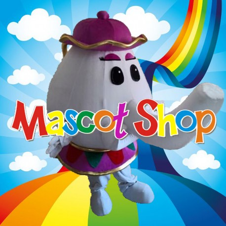 Mascotte Mrs Bric Deluxe