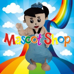 Mascotte Betty Rubble Deluxe