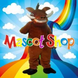 Mascotte Facocero Deluxe