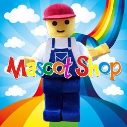 Mascotte Lego Postino Deluxe
