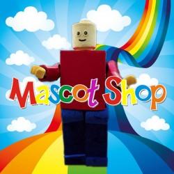 Mascotte Lego Deluxe