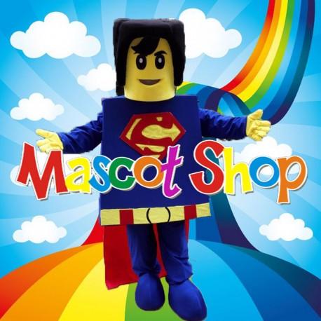 Mascotte Lego Superman Deluxe