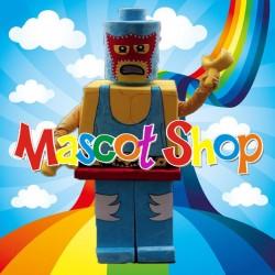 Lego Wrestler Deluxe
