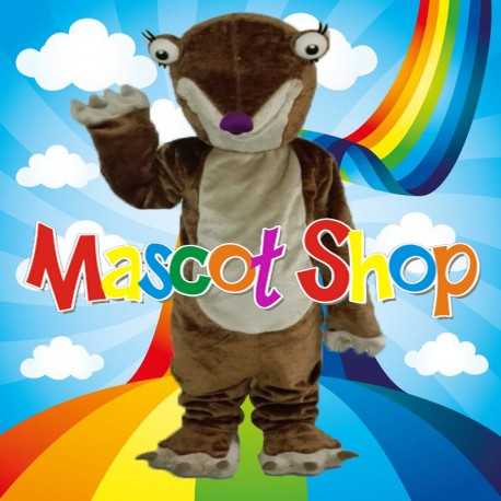 Mascotte Sid Deluxe