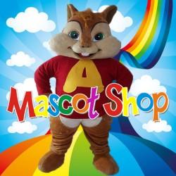 Mascotte Alvin Deluxe