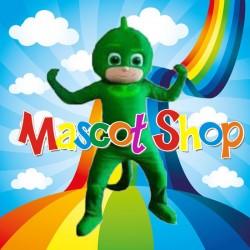 Mascotte Geco Super Deluxe