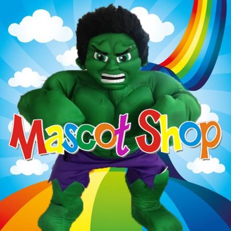 Mascotte Hulk Deluxe