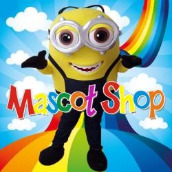 Mascotte Bob Deluxe