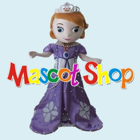 Mascotte Principessa Sofia Economic