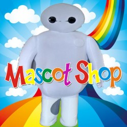 Mascotte Baymax Deluxe