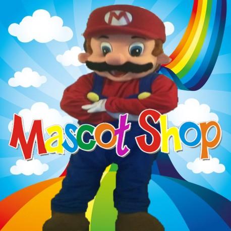Mascotte Mario Deluxe