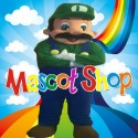 Mascotte Luigi Deluxe