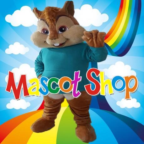 Mascotte Theodore Deluxe