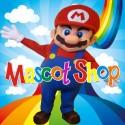 Mascotte Mario Super Deluxe