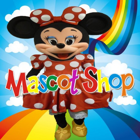 Mascotte Minnie Super Deluxe