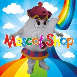 Mascotte Mrs Bric Super Deluxe