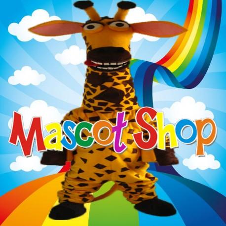 Mascotte Giraffa Deluxe