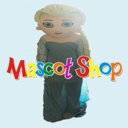 Mascotte Elsa Economic