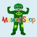 Mascotte Geco Economic
