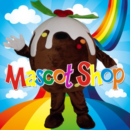 Mascotte Dolce Natale Deluxe