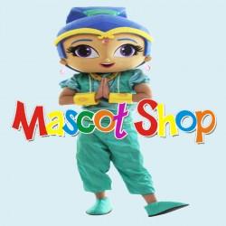 Mascotte Shine Economic
