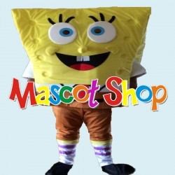 Mascotte Spongebob Economic