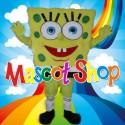 Mascotte Spongebob Deluxe