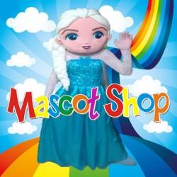 Mascotte Elsa Deluxe