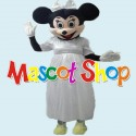 Mascotte Minnie Sposa Economic
