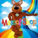 Mascotte Scooby Doo Deluxe