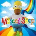 Mascotte Homer Deluxe