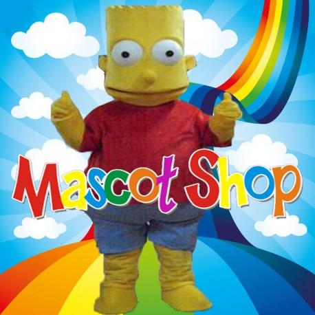 Mascotte Bart Deluxe