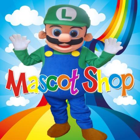 Mascotte Luigi Super Deluxe